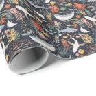 Marine Life Wrapping Paper