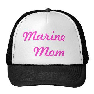 Marine Mom Cao Mesh Hats
