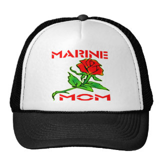 Marine Mom Hat