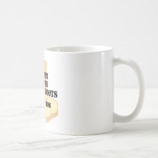 Marine Mom Son DCB Coffee Mugs