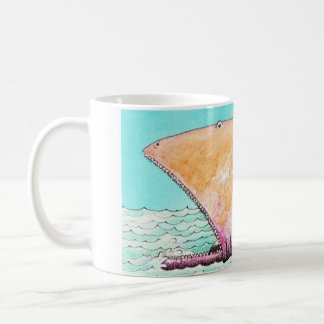 Marine Monstrinho Coffee Mug