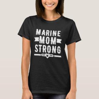 Marine mum strong women's graphic T-Shirt