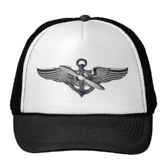 marine pilot wings trucker hats