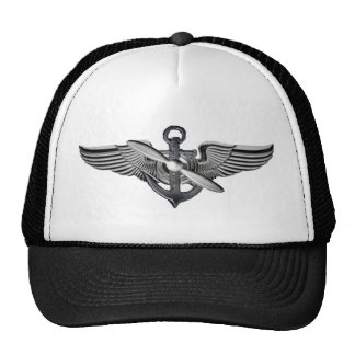 marine pilot wings trucker hats