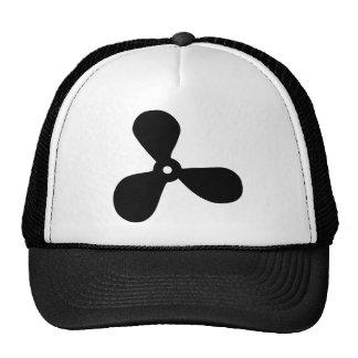 marine propeller screw cap