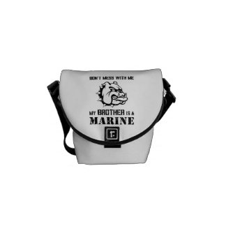 Marine Sister/Brother Commuter Bag