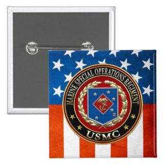 Marine Special Operations Regiment (MSOR) [3D] 15 Cm Square Badge