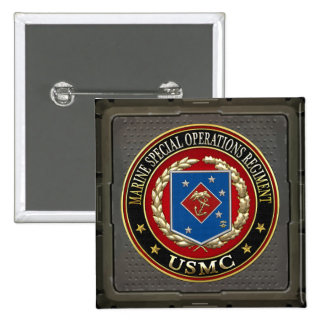 Marine Special Operations Regiment (MSOR) [3D] 15 Cm Square Badge