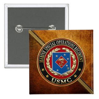Marine Special Operations Regiment (MSOR) [3D] Pin