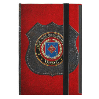 Marine Special Operations Regiment (MSOR) [3D] Case For iPad Mini
