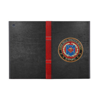 Marine Special Operations Regiment (MSOR) [3D] Covers For iPad Mini