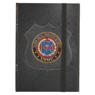Marine Special Operations Regiment (MSOR) [3D] iPad Air Case