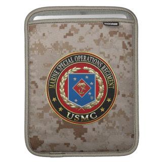 Marine Special Operations Regiment (MSOR) [3D] iPad Sleeve