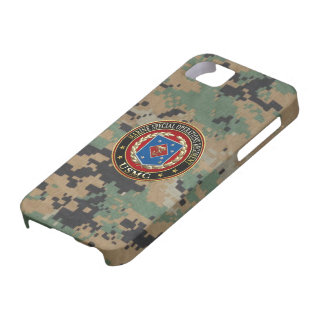 Marine Special Operations Regiment (MSOR) [3D] iPhone 5 Cover