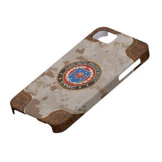 Marine Special Operations Regiment (MSOR) [3D] iPhone 5 Covers