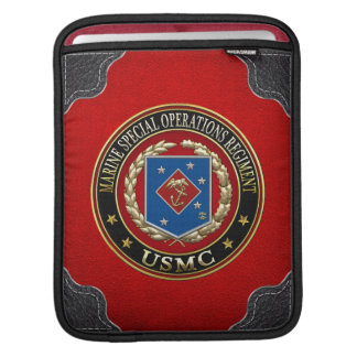 Marine Special Operations Regiment (MSOR) [3D] Sleeve For iPads