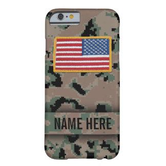 Marine Style Camouflage Case