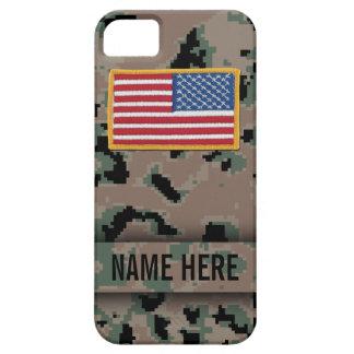 Marine Style Digital Camouflage Case