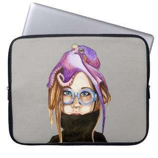 marine surprise laptop sleeve