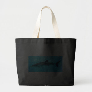 Marine Water Chic Stylish Cool Blue Whale Shark Bags