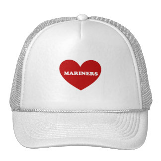 Mariners Mesh Hats