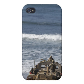 Marines anticipate the arrival iPhone 4 cover