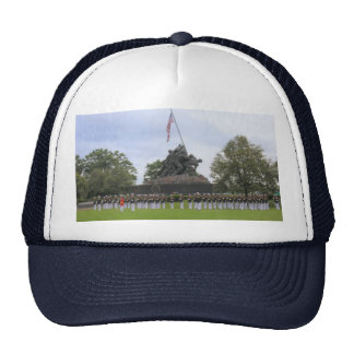 Marines at Iwo Jima Statue Hat