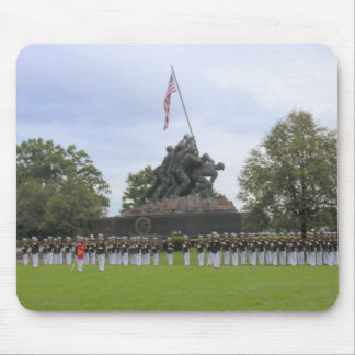 Marines at Iwo Jima Statue Mousepad