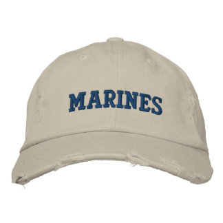 Marines hat baseball cap