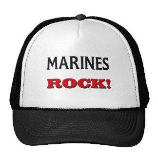 Marines Rock Trucker Hat