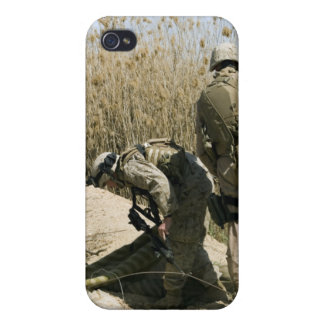 Marines search for weapons caches iPhone 4 covers