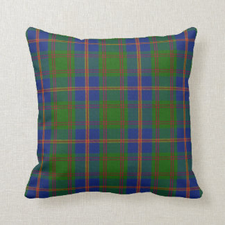 Marines Tartan Pillow