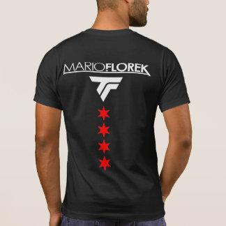 Mario Florek Chicago Trance Family Stars logo T-Shirt