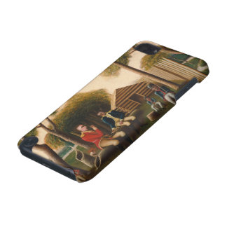 Marion Feasting the British Officer iPod Touch 5G Cover