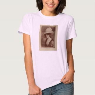 Marion Leonard 1912 vintage portrait silent movie T Shirts