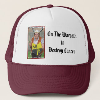 Marion The Barbarian Cancer Warpath Hat