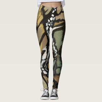 Mariposa Khaki Leggings