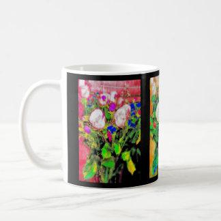 Marisa'a Anniversary Bouquet Mugs