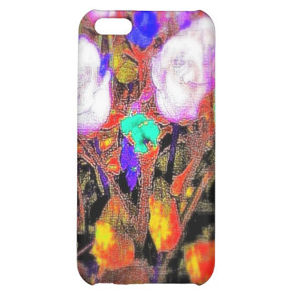 Marisa's Anniversary Bouquet Cover For iPhone 5C