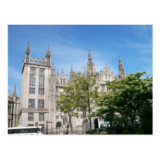 Marischal College Postcard