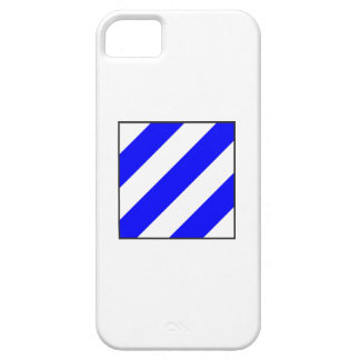 maritime alphabet signal flag number 6 six letter barely there iPhone 5 case
