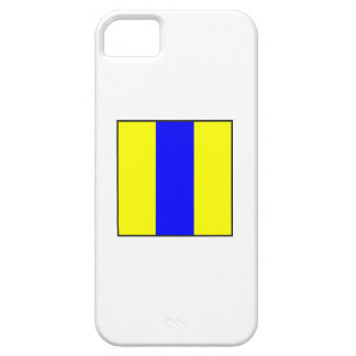 maritime alphabet signal flag number eight letter case for the iPhone 5