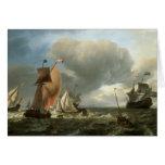Maritime Fine Art Blank Card