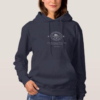 Maritime hood sweater/sails, boat, yacht hoodie