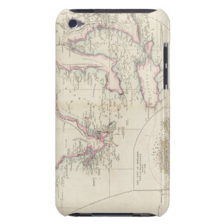Maritime Portion of South Australia iPod Touch Cases