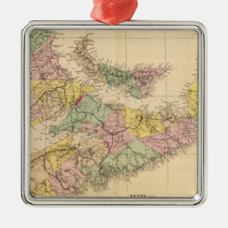 Maritime Provinces Christmas Ornament