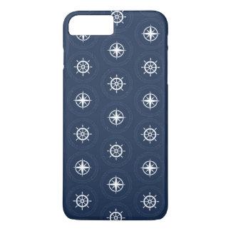 Maritime Tool Pattern iPhone 8 Plus/7 Plus Case