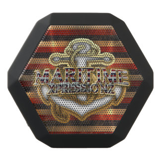 MARITIME XPRESSIONZ BLACK BLUETOOTH SPEAKER
