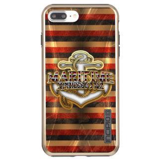 MARITIME XPRESSIONZ INCIPIO DualPro SHINE iPhone 8 PLUS/7 PLUS CASE