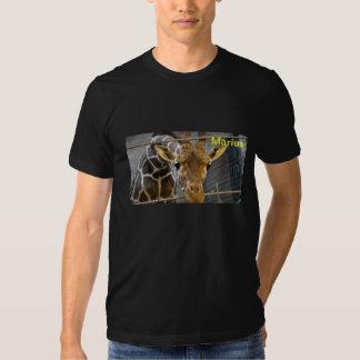 Marius Giraffe cotton Tee
